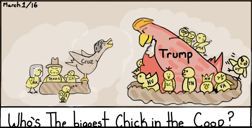 Trump cartoon 1
