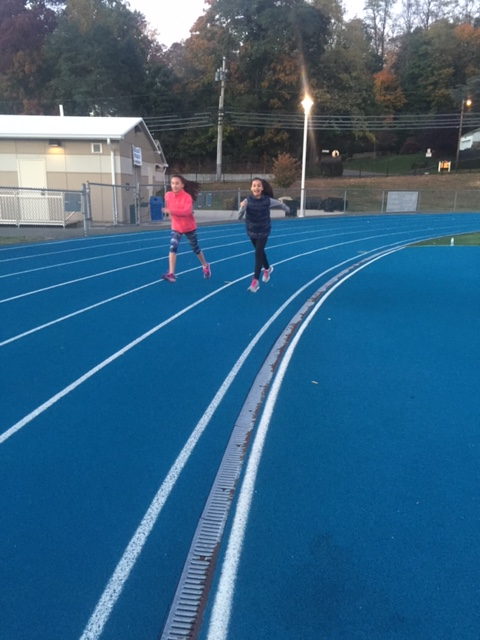 mile-run