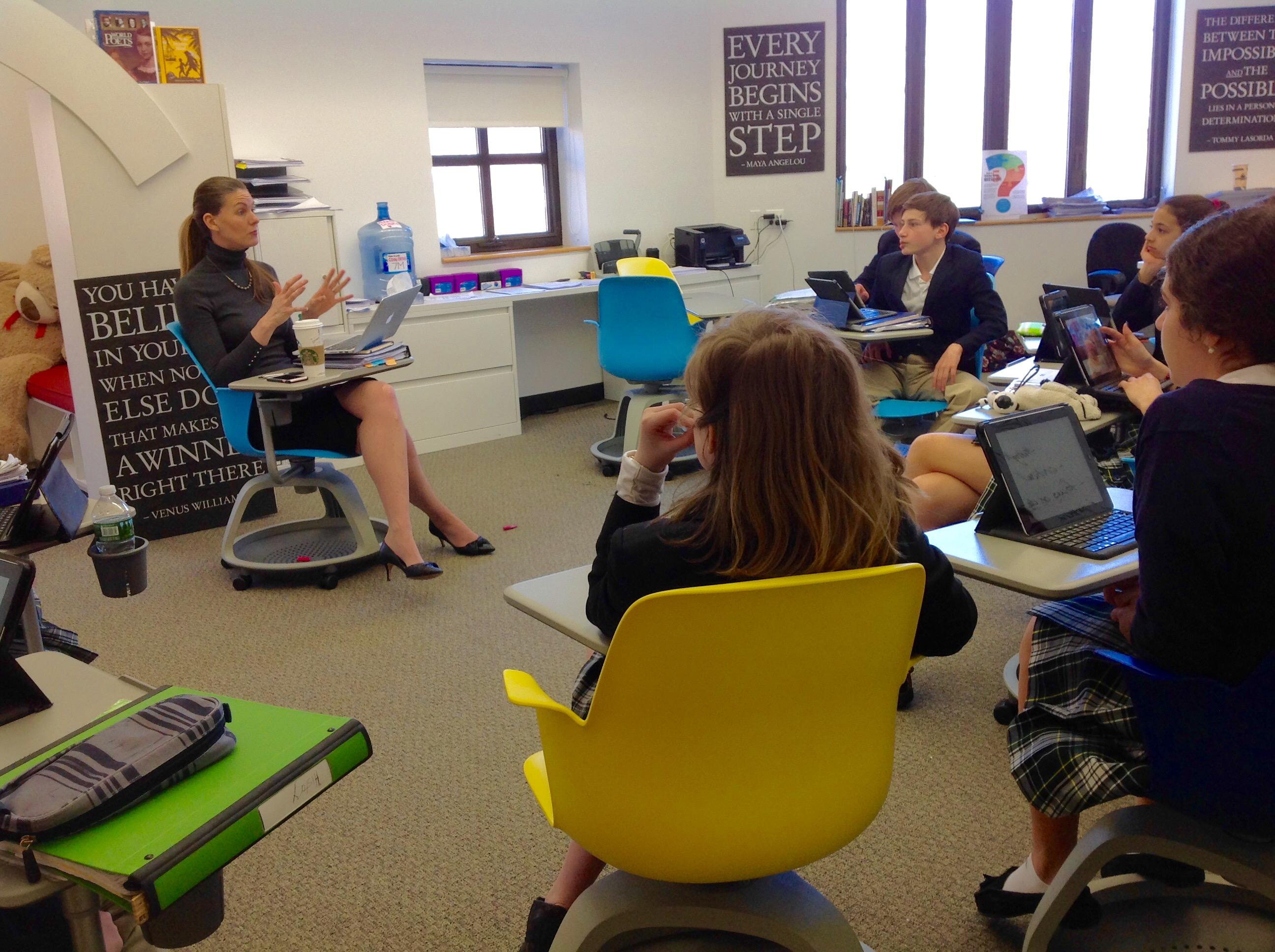 Exploring The Upper School Electives